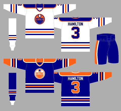 timeless design a891e a3d38 1978-79 Edmonton Oilers - The WHA Uniform Database